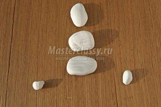 Поделки из камней своими руками мастер класс фото 827