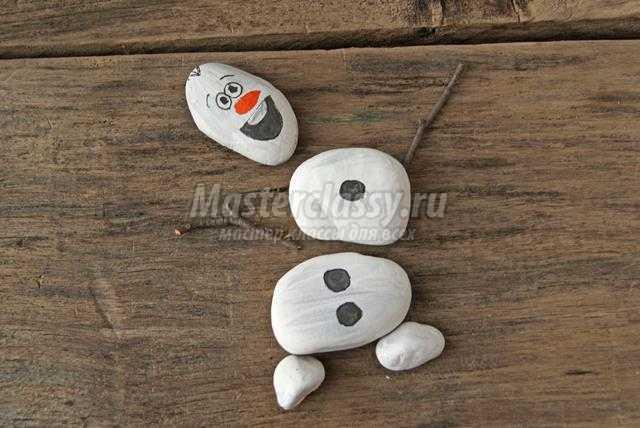 Поделки из камней своими руками мастер класс фото 384