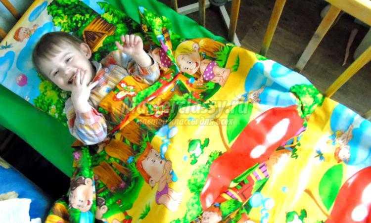 детское постельное белье своими руками