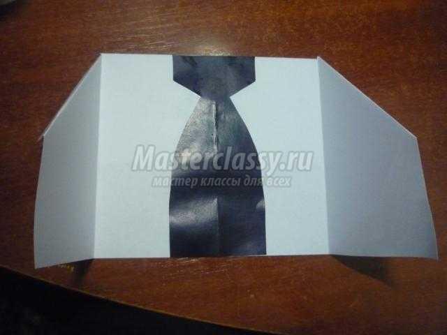 Как сделать из бумаги морду 667