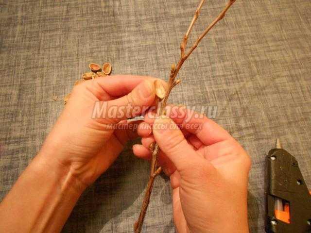 Дерево из фисташек своими руками фото 705