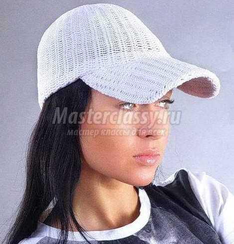 Летняя шляпка крючком: лучшие мастер-классы с фото