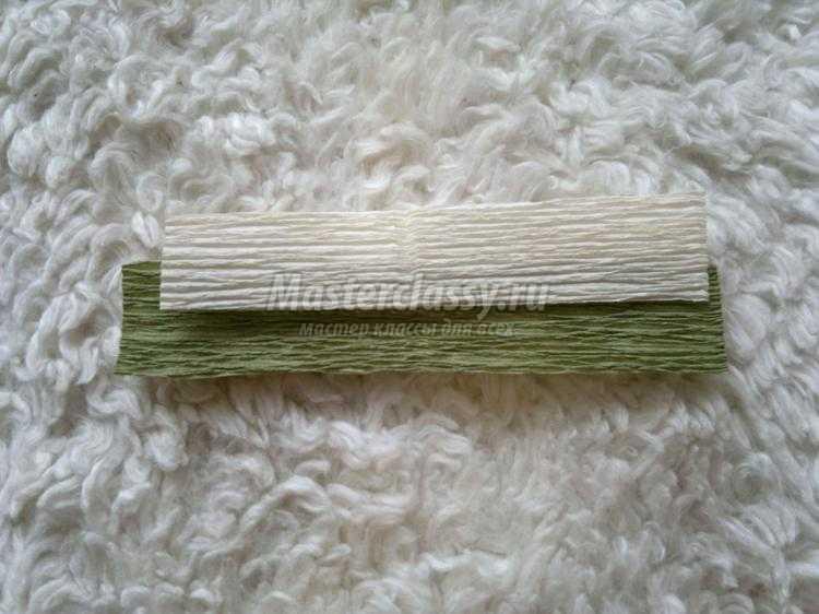 Как сделать из гофрированной бумаги гладиолусы фото 455