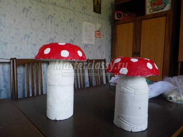 Своими руками сделать гриб