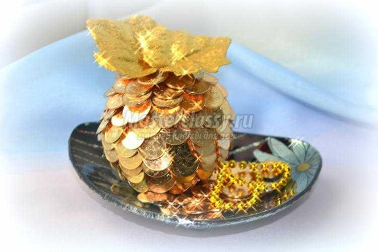 Золотые монеты своими руками 27