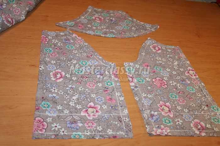 Сшить блузку для девочки 7 лет своими руками 59