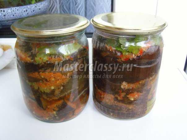 Рецепт икры из баклажанов и кабачков на зиму через мясорубку