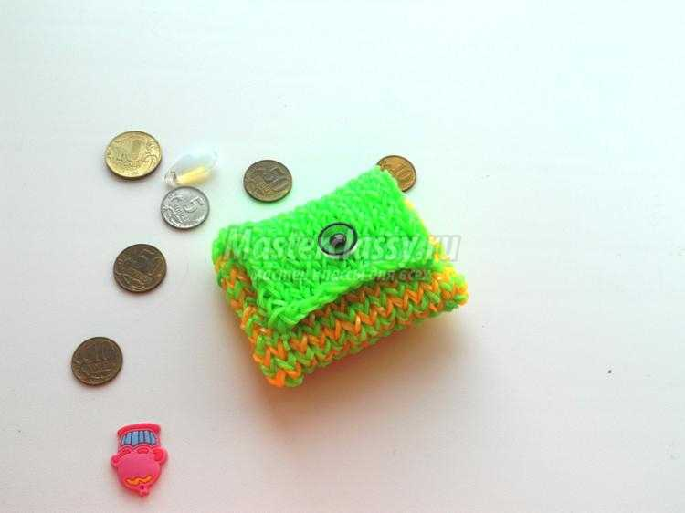 Как сделать браслеты из резинки без станка 13