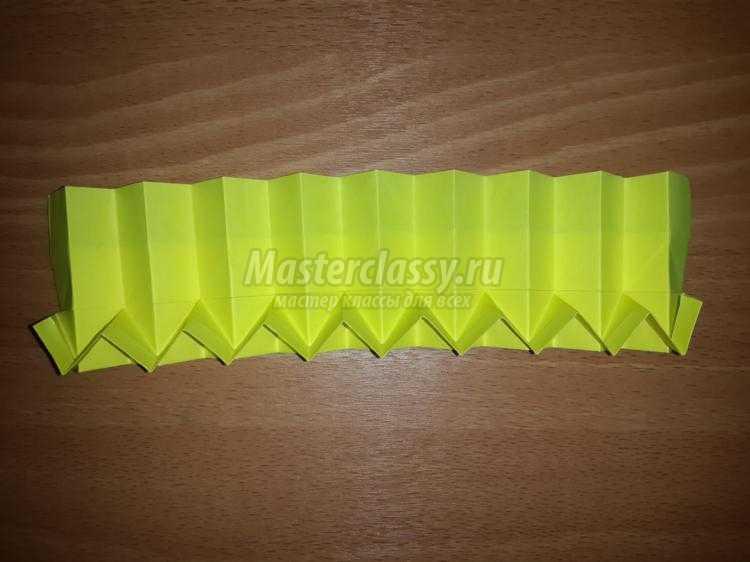 динамичные модели оригами.