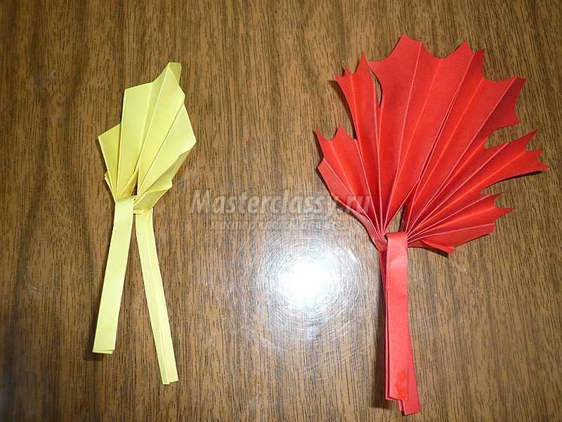 Как сделать букет осенний из цветной бумаги - Stroy-lesa11.ru