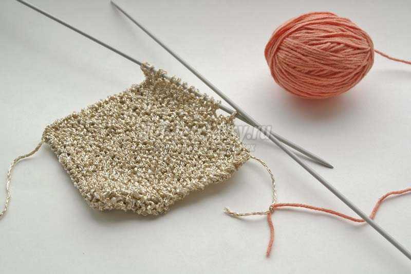 вязание пинеток поэтапно
