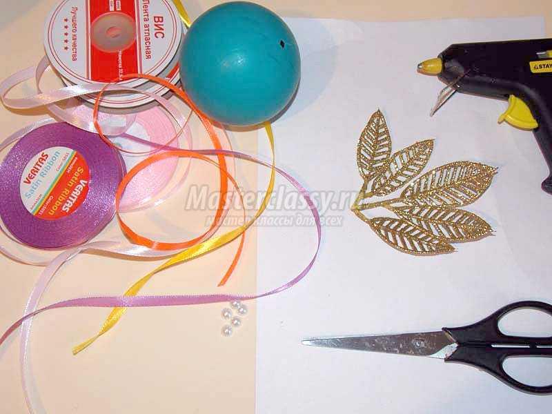 Изготовление шара