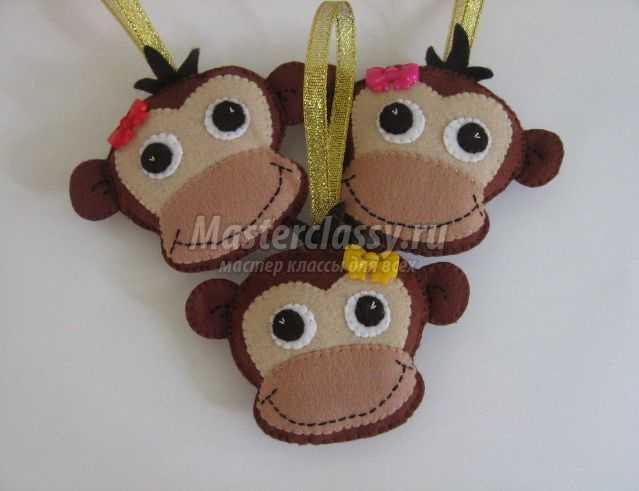 Поделки к году обезьяны своими 908