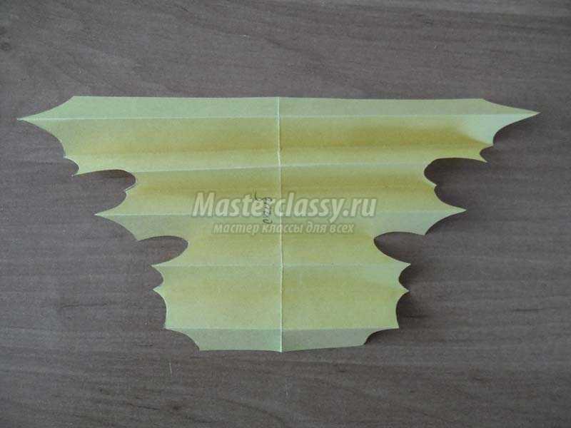 бумагопластика мастер класс