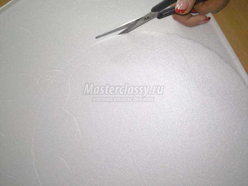 Чем раскрашивать поделки из потолочной плитки6