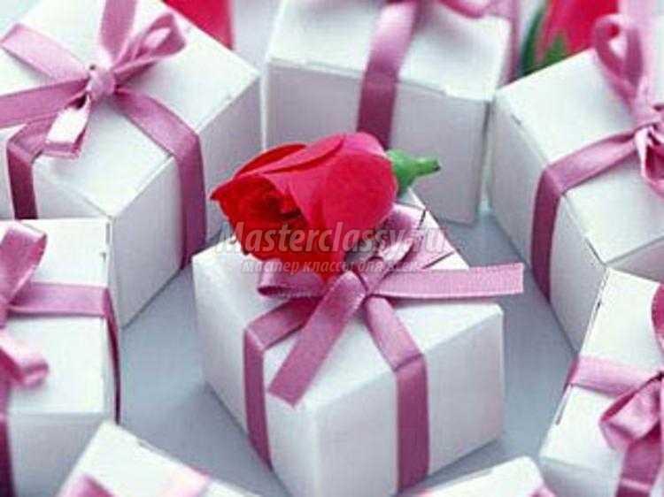 Топ 20 подарков женщинам к 8 марта
