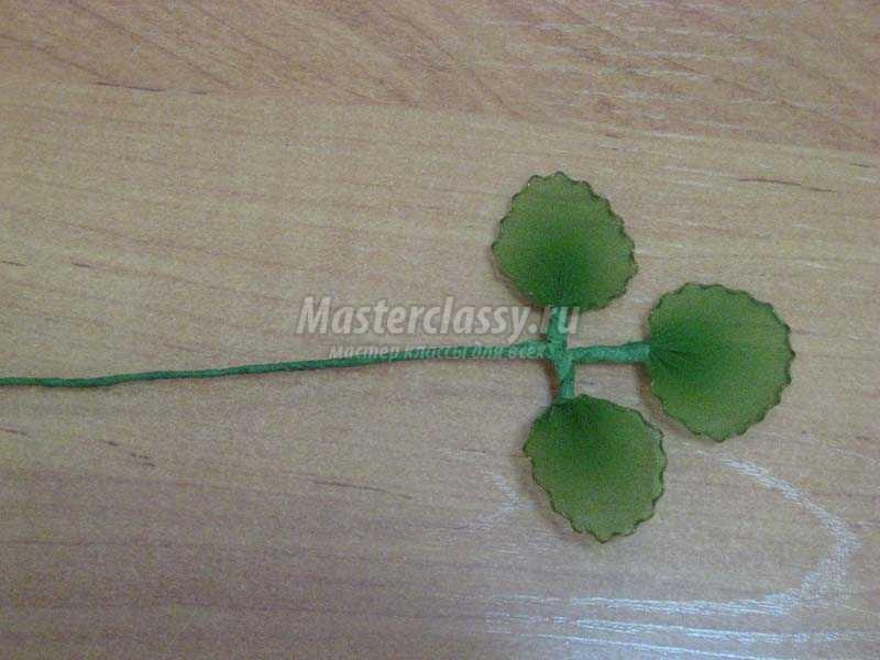 роза из капрона своими руками мастер класс