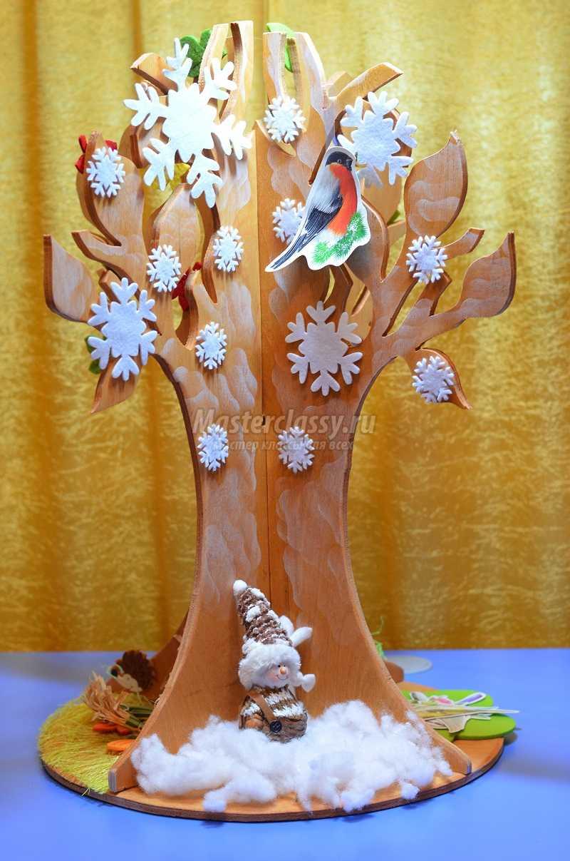 Дерево из ствола дерева своими руками