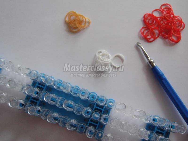 Мастер классы по плетению браслетов из резинок - Строй фасад