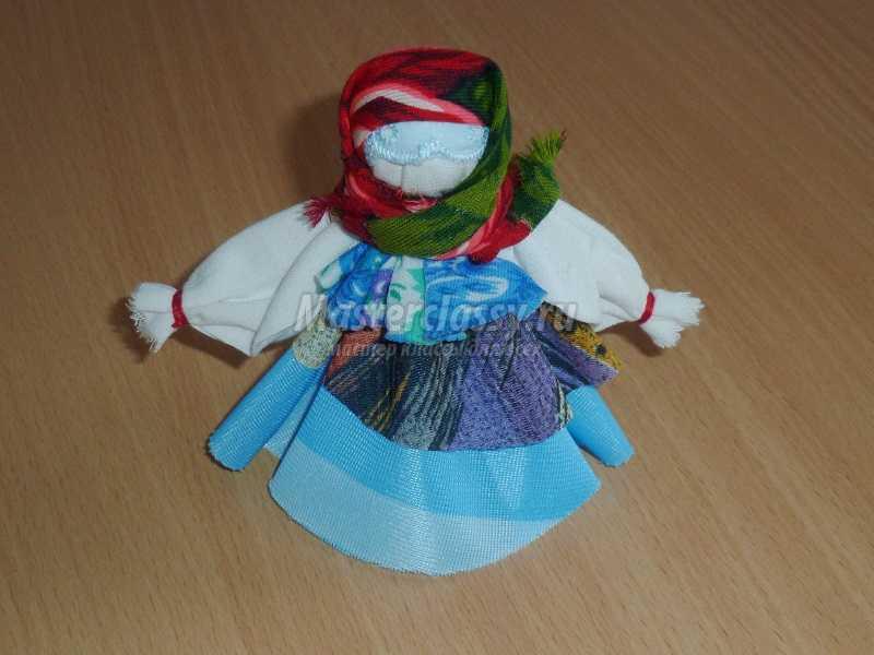 кукла колокольчик мастер класс