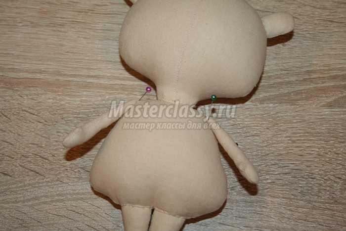 Новая кукла Тильда Тоя.