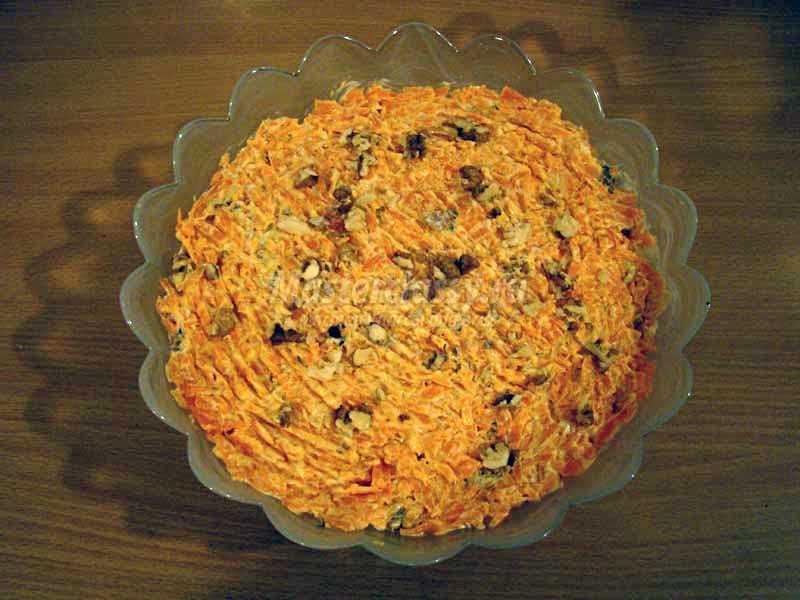 Салаты слоеные рецепт пошаговым