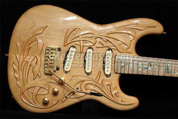 Как украсить гитару? Полезные советы