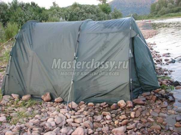 Палатка своими руками. Выкройки и советы по пошиву