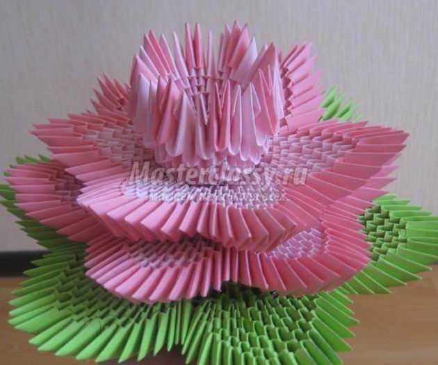 Оригами поделка своими руками из бумаги схема фото 67