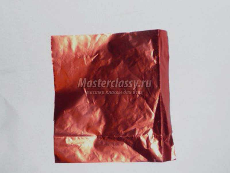 Букет из конфет «Ягодка». Пошаговый мастер-класс