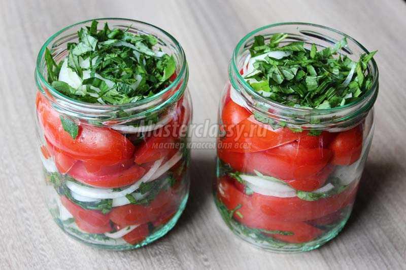 Рецепты консервирования из помидоров