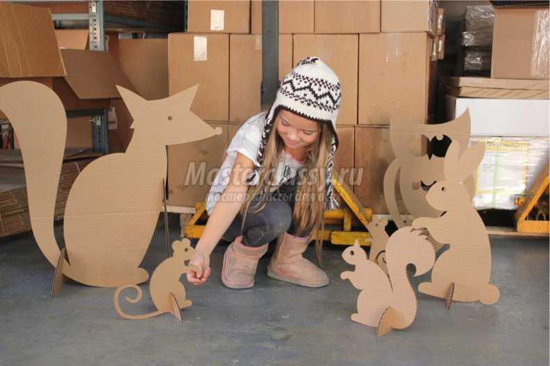 Как сделать домик своими руками для кукол монстер хай 57