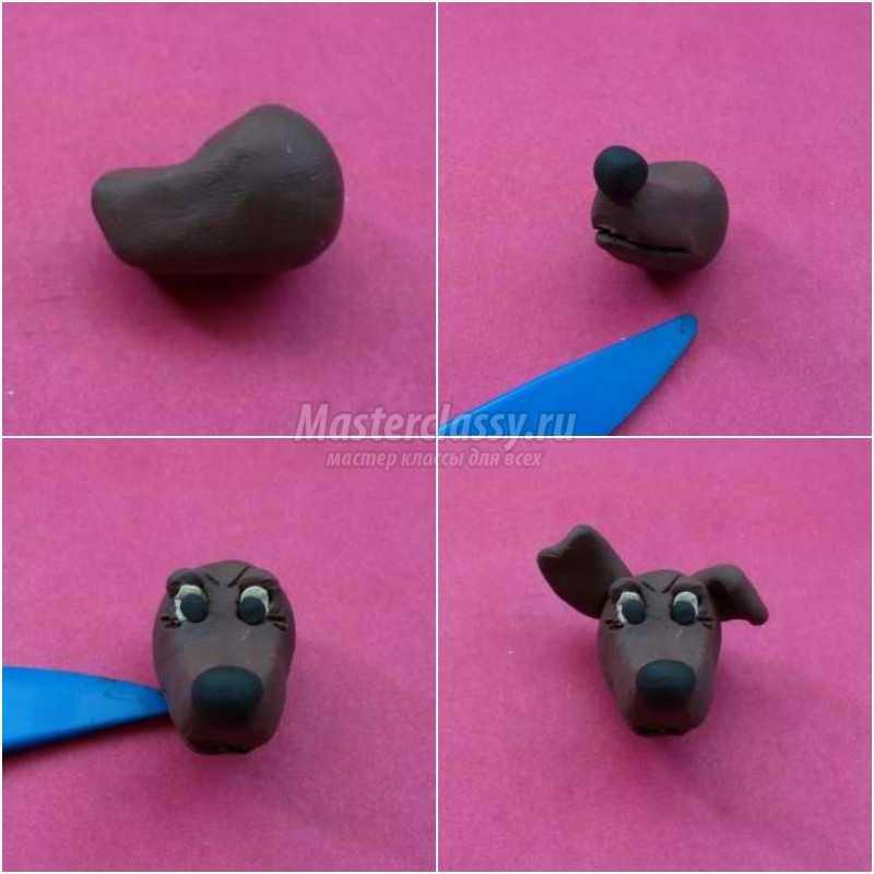 Новогодняя игрушка - собака своими руками. Оригинальные идеи и мастер-классы с фото