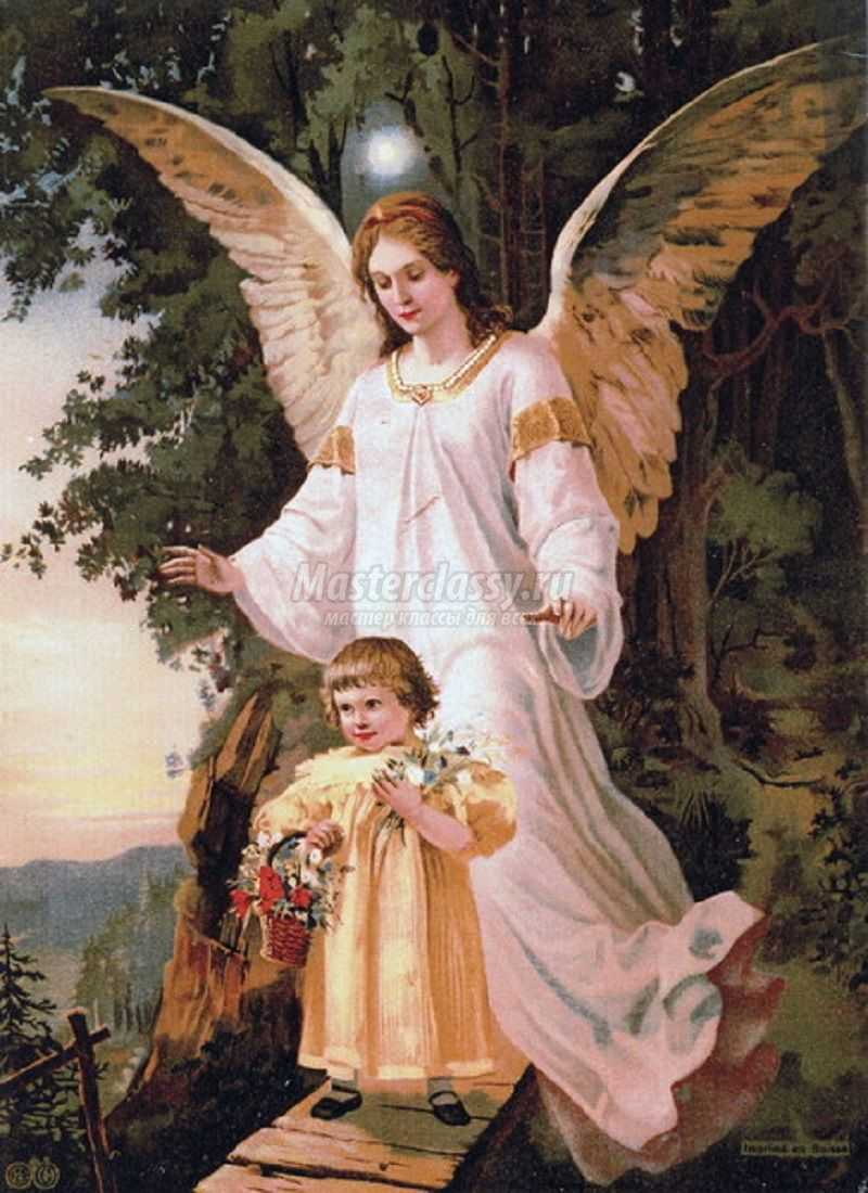 Беседа об ангельском мире / 77