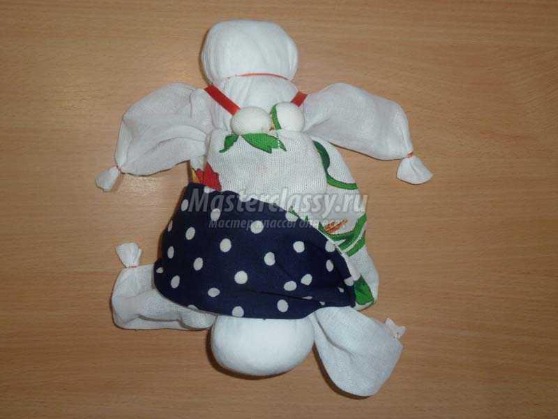 кукла перевертыш мастер класс