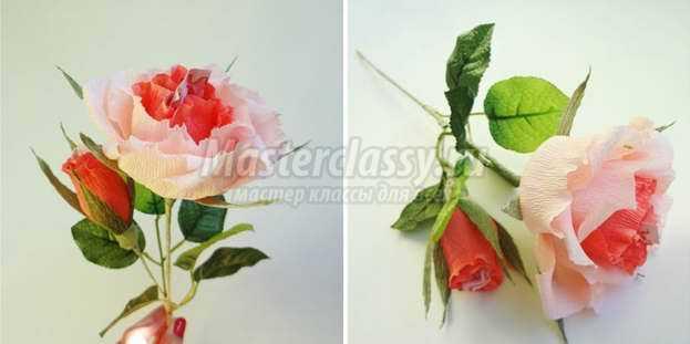 Цветы из конфет своими руками: пошаговое руководство