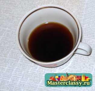 Мыло с кофе и корицей