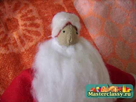 Тильда. Дед Мороз