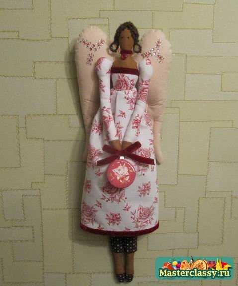 Как сшить куклу Тильду своими