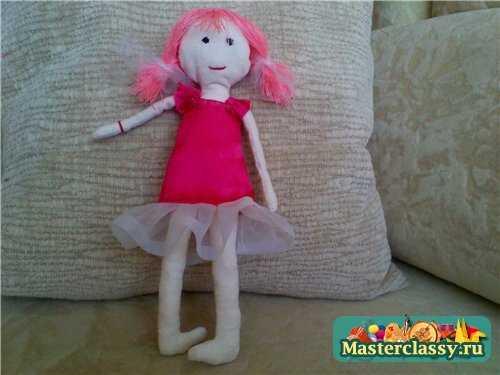 Кукла Тильда подружка