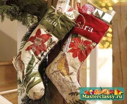Украшения для дома к Рождеству