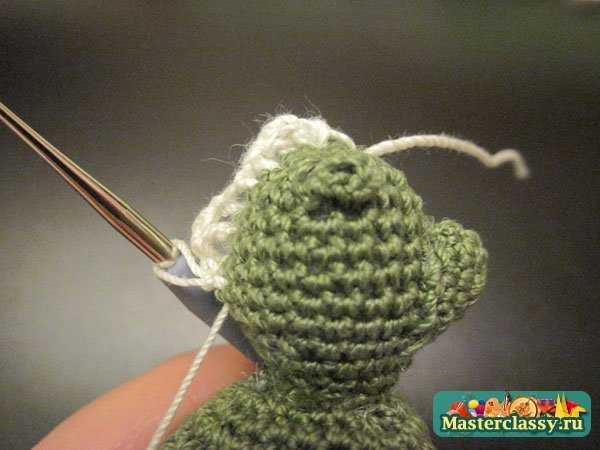 вязание дракона мастер класс