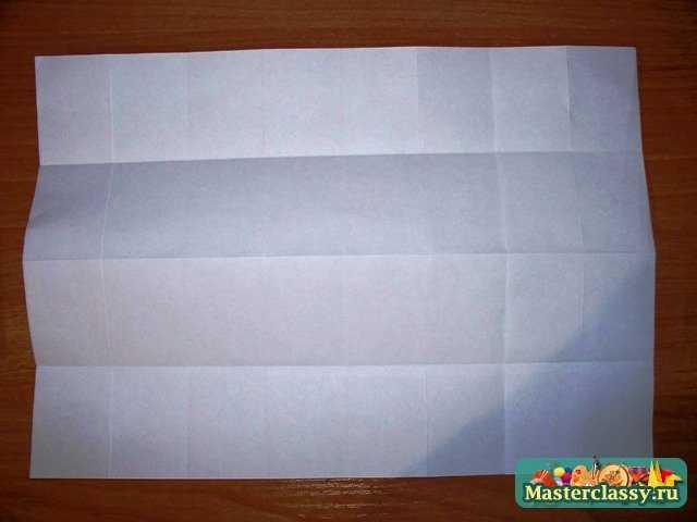 Нарезка бумаги для модуля