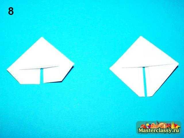 Сборка треугольного модуля