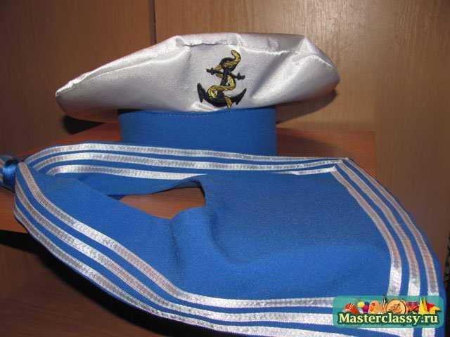 Как сделать костюм моряка своими руками фото 583