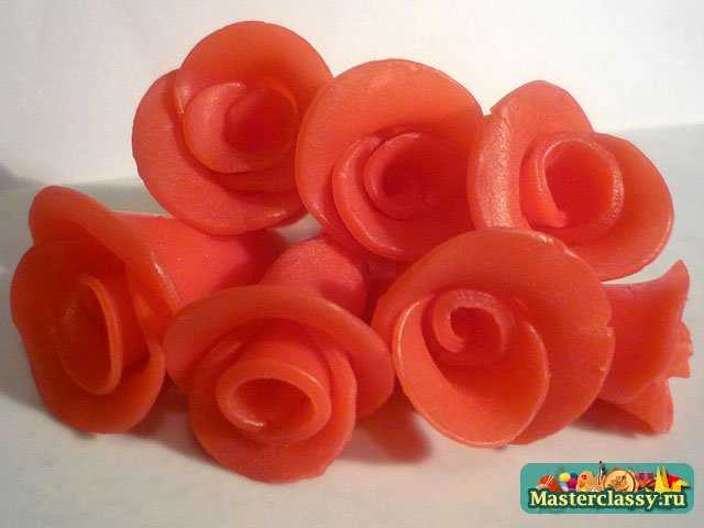 Мыловарение Букет роз