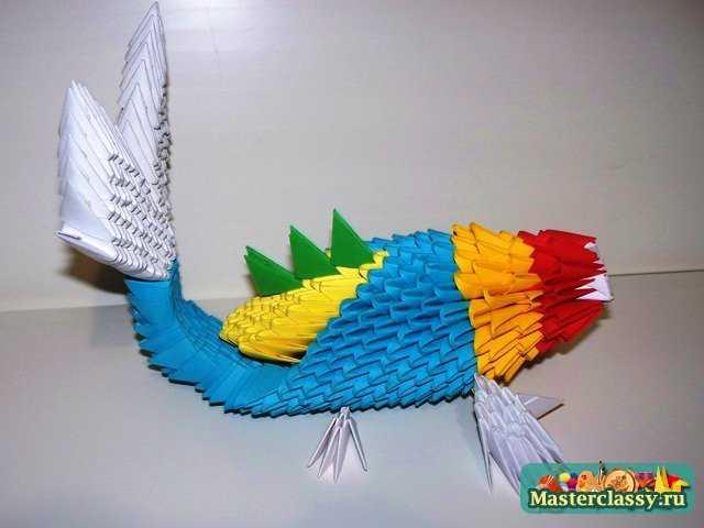 Предварительно собранная модель Рыбки