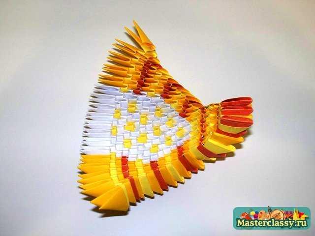Основная сборка Рыбки