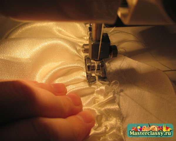 мастер класс шитье