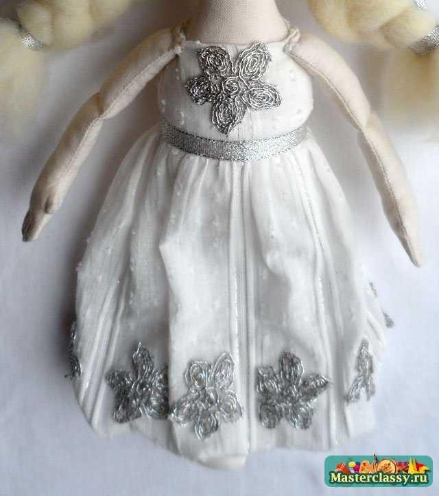 Кукла своими руками. Тыквоголовка